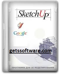 Google Sketchup 2.7.0 Crack With Free Download, Warehouse & Online