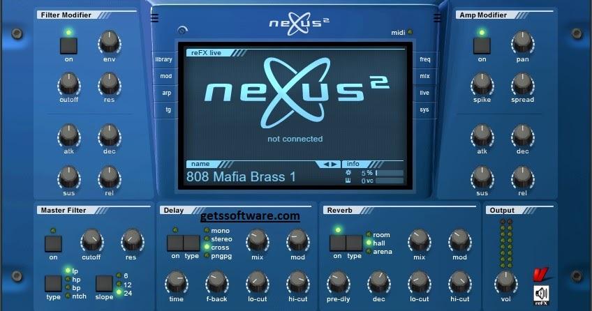 Refx Nexus Crack + Keygen Free Download 2021