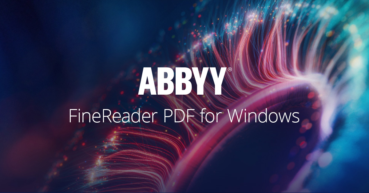 Abbyy Finereader Corporate Crack with Key Download