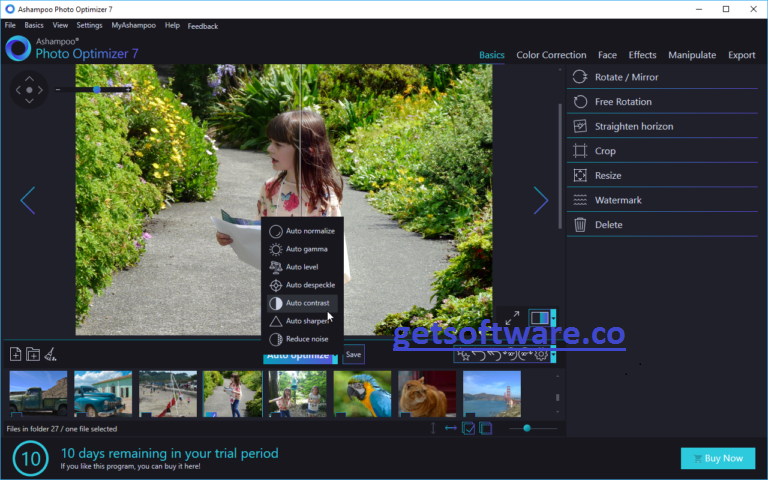 Ashampoo Photo Optimizer Crack With Crack, Review &  Android