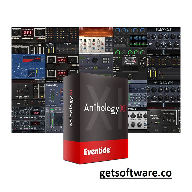 Eventide Anthology Crack With xi &Mac, ii Tdm Bundle