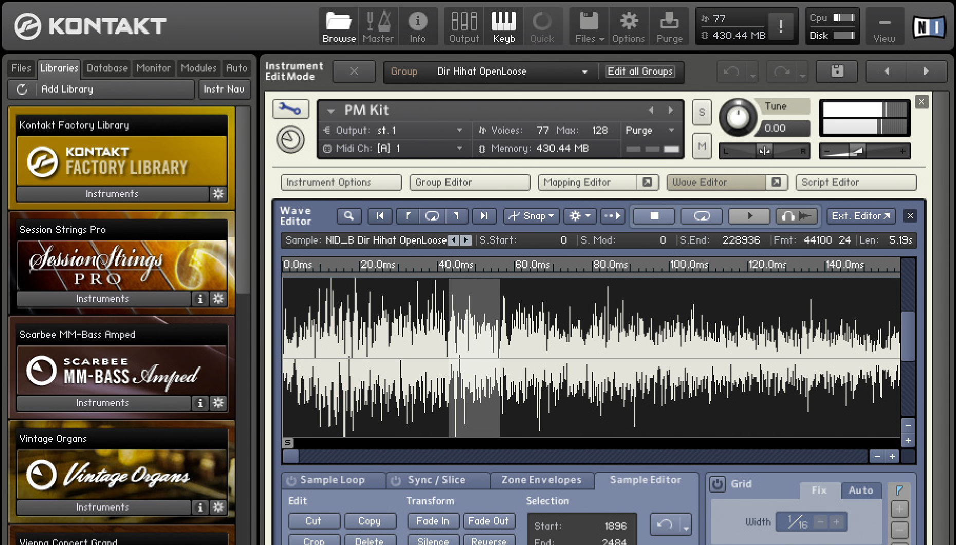 Kontakt Crack With Library, Free Download & Aufnehmen