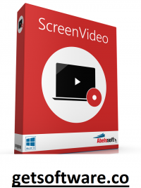 Abelssoft screenvideo Crack With Key Download for PC and mac