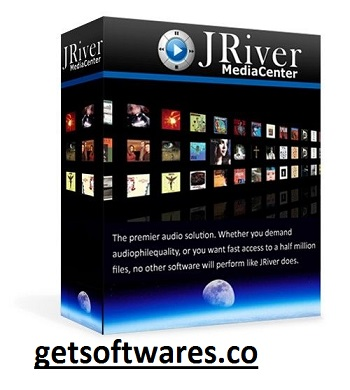 jriver media center Crack With Key Download  for mac and PC