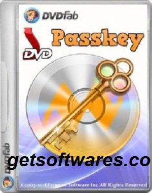 DVDFab Passkey Lite Crack + Registration Key Free Download