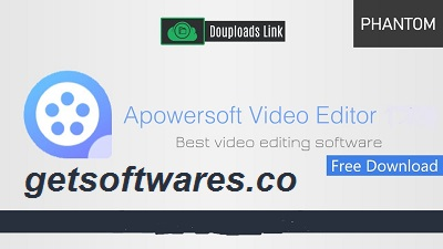 Apowersoft Video Editor 1.7.0.12 Crack + Serial Key Full Download 2021