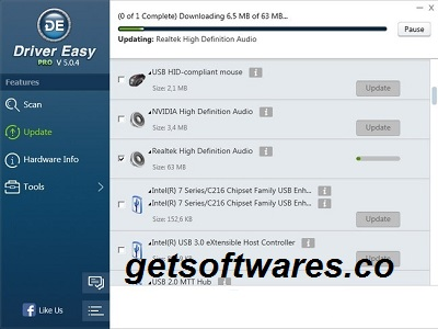 Driver Easy 5.6.15 Crack + License Key Free Download 2021