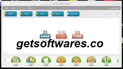 Freemake Video Converter 4.1.12.61 Crack + Key Free Download 2021