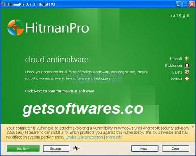 HitmanPro 3.8.22 Crack + License Key Free Download 2021