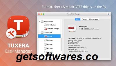 Tuxera NTFS Crack + Product Key Free Download 2021