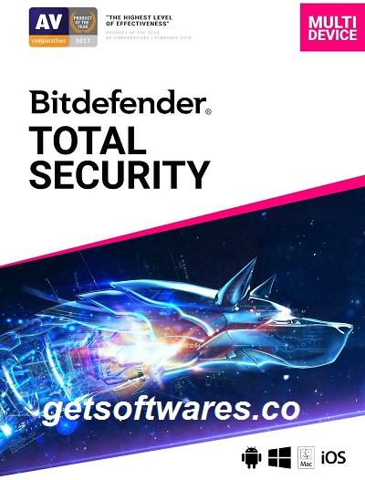 Bitdefender Total Security Crack + Activation Code Free Download 2021