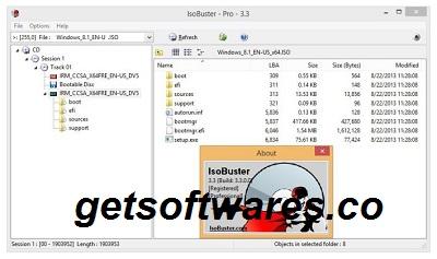 IsoBuster 4.7 Crack + Keygen Free Download 2021
