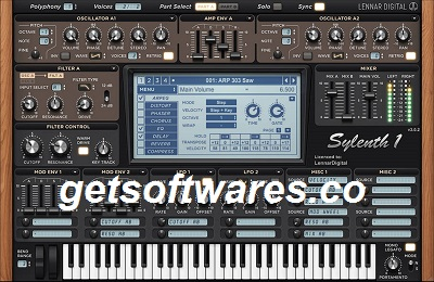 Sylenth1 3.067 Crack + License Key Full Download 2021