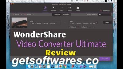 Wondershare Video Converter 12.6.1.3 Crack + Key Download 2021