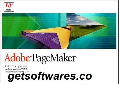 Adobe Pagemaker 7.0.2 Crack + Latest Version Free Download 2021