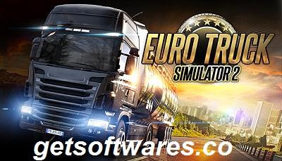 Euro Truck Simulator 1.15.1 Crack + Key Free Download 2021