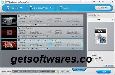 HD Video Converter Factory Pro 22.1 Crack + Key Full Download 2021