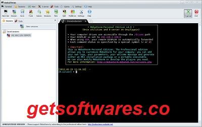 MobaXterm 21.1 Crack + License Key Free Download 2021