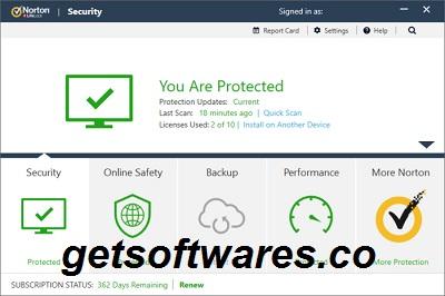 Norton Security 22.20.5 Crack + Key Full Download 2021