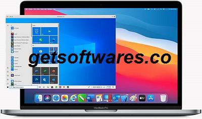 Parallels Desktop 16.5.0 Crack + Activation Key Full Download 2021