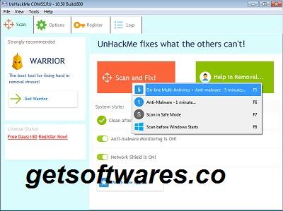 UnHackMe 12.51 Crack + License Key Free Download 2021
